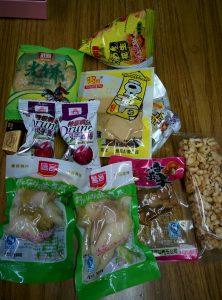 中国の菓子お土産