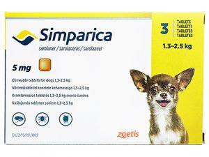 simparicaシンパリカ